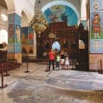 Die St.-Georgs-Kirche in Madaba